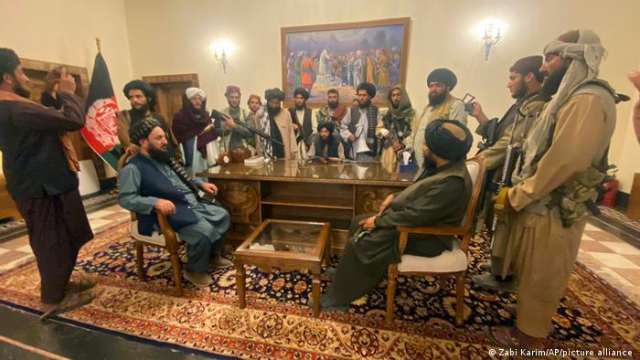 Ne Mutlu Afganistan Halkına